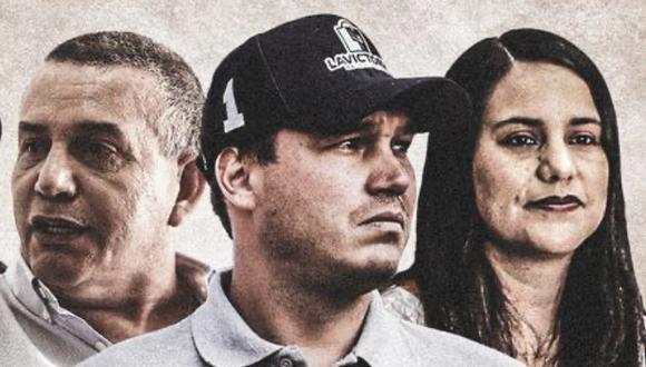 George Forsyth, Daniel Urresti y Verónika Mendoza son tres de los siete precandidatos que se afiliaron a partidos poco antes de cerrarse el plazo, el 30 de setiembre.