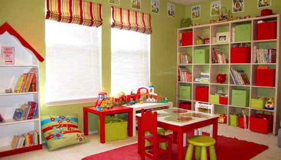 Este debe ser un espacio exclusivo para los pequeños de la casa. (Foto: Difusión Cinthya Arana)
