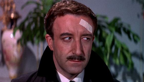 Este 24 de julio se cumplen los 40 años desde la muerte del actor Peter Sellers, recordado por papeles como el del inspector Clouseau. (Foto:  United Artists)