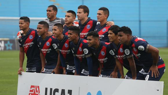 Deportivo Municipal comunicó que tendrá administración temporal. (Foto: Violeta Ayasta)