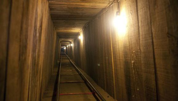 Así son los sofisticados túneles de 'El Chapo' Guzmán   MUNDO   EL COMERCIO PERÚ