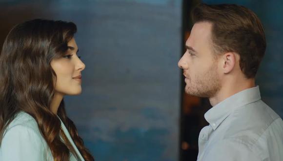 """Love Is in the Air"" es protagonizada por Kerem Bürsin y Hande Erçel (Foto: MF Yapım)"