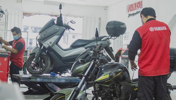Yamaha cerrará el 2019 con 7.500 motocicletas vendidas, versus 8.550 unidades en ventas matriculadas en registros públicos en 2019.