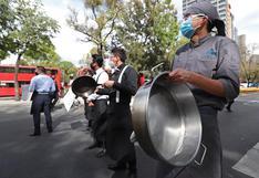 Cacerolazo en México contra restricciones a restaurantes por el coronavirus | FOTOS
