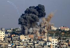 """Israel y Hamás se dirigen a una """"guerra a gran escala, según enviado de la ONU"""