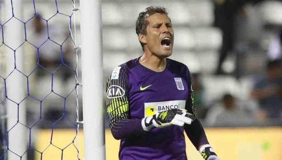 Leao Butrón dejó el fútbol a los 43 años tras no recibir un llamado de Alianza Lima para renovar por una temporada más. Se despidió tras perder la categoría con los íntimos en la temporada 2020. (Foto: GEC)
