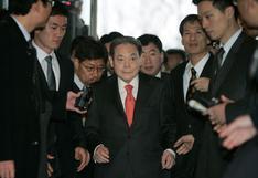 Fallece el presidente de Samsung, Lee Kun-hee, la mayor fortuna de Corea del Sur