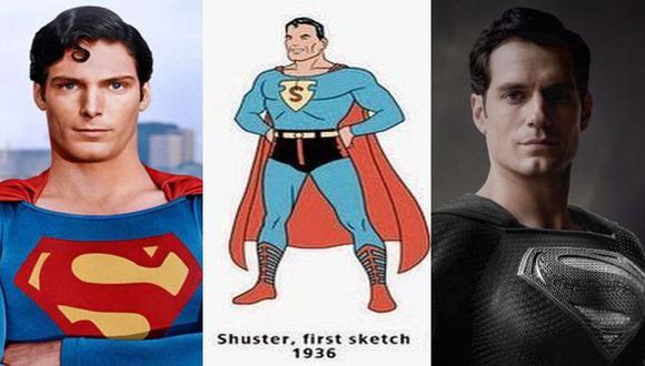 Superman, 82 años después.