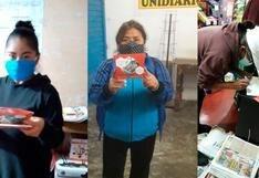 COVID-19: Grupo Romero y Grupo El Comercio llevan protección a cerca de 10 mil canillitas con nueva entrega de mascarillas KN95