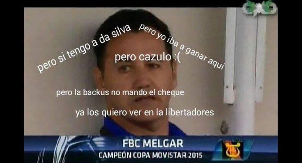 Melgar campeón: los memes del título de los arequipeños - 1