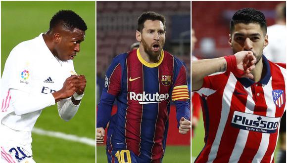 Tabla de posiciones de LaLiga Santander EN VIVO: así marcha el fútbol español en la fecha 26.