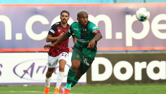 Jefferson Farfán anotó en su vuelta a la Liga 1. El delantero se puso la camiseta de Alianza Lima y venció a Deportivo Municipal. (Foto: Liga 1)