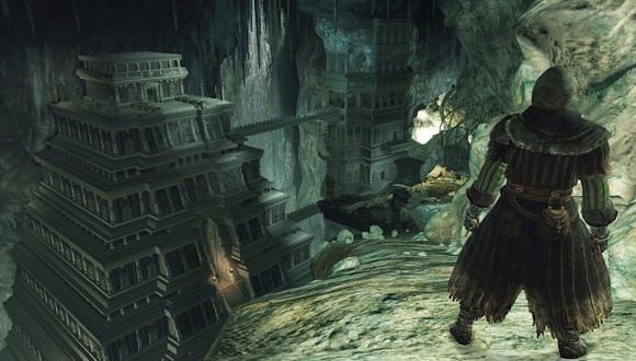 Reseña: Dark Souls II, Crown of the Sunken King