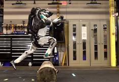 Atlas, el robot humanoide que supera obstáculos de manera asombrosa   VIDEO