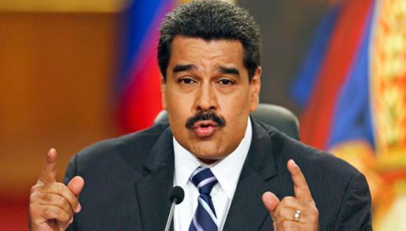 Maduro encabeza lista de presidentes que denigran a la prensa