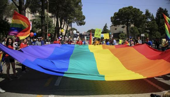 Las siglas LGBTIQ+ han ido evolucionando con el paso de los años.(AP)