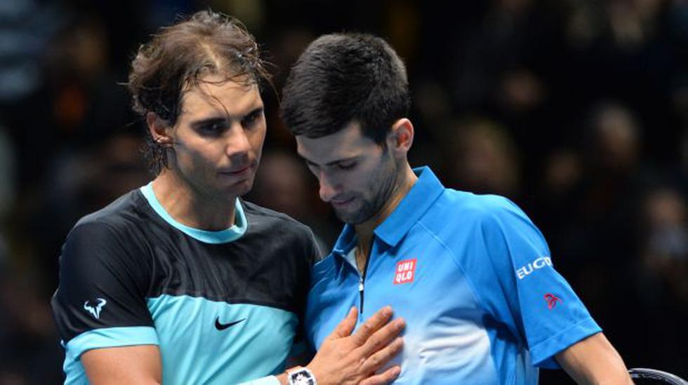 Novak Djokovic venció a Rafael Nadal y ganó título de Doha - 2