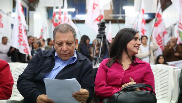 """El partido político Juntos por el Perú y el Nuevo Perú, que el pasado 24 de setiembre suscribieron una alianza de cara a las Elecciones Generales del 2021, llamarón al Frente Amplio a la unidad para """"presentar al país una alternativa unitaria"""" desde la izquierda. (Foto: GEC)"""