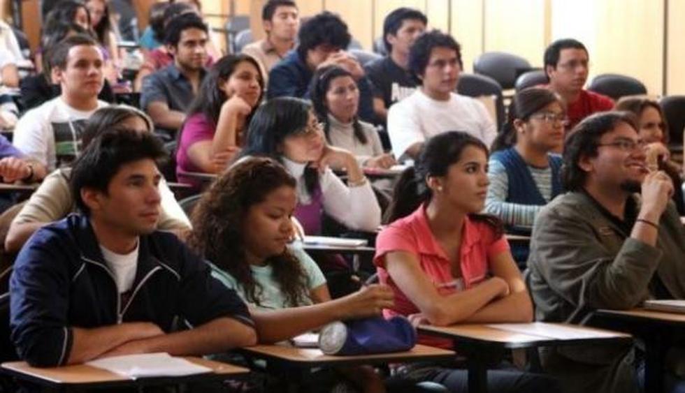 ¿Eres estudiante universitario? Conoce cuáles son tus principales derechos (Foto: Archivo)