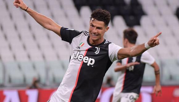 Cristiano Ronaldo se motiva con mensaje referencia a la Champions League. (Foto: AFP)