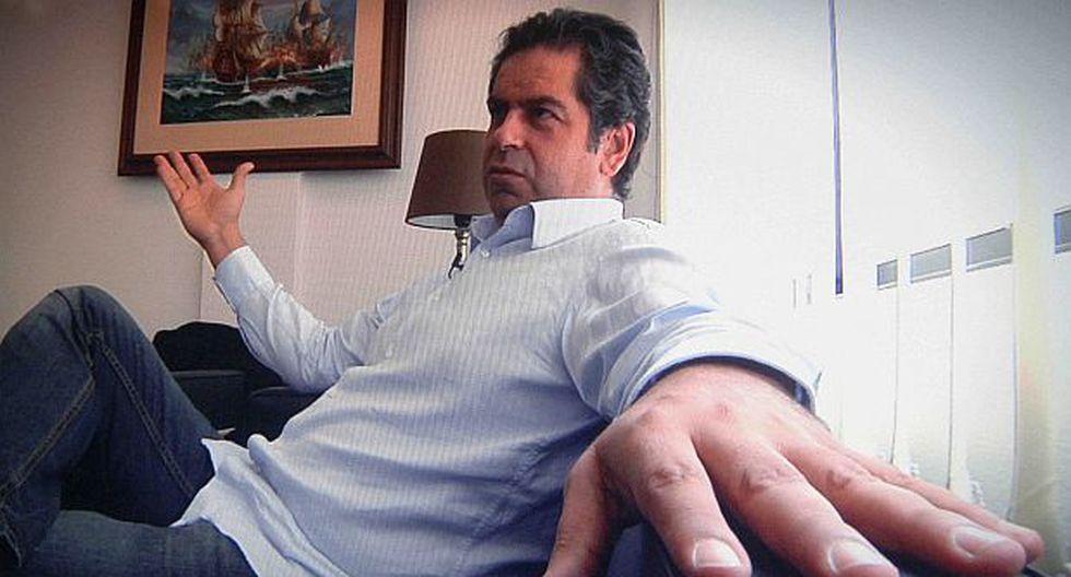 """Martín Belaunde Lossio indicó a la Comisión Nacional del Refugiado de Bolivia, que pasó el control fronterizo de Desaguadero el 1 de diciembre. (Foto: Cortesía """"Día D"""")"""