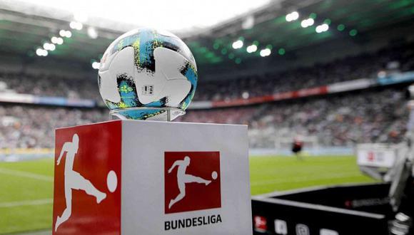 La temporada en la Primera y Segunda división alemana quedó en suspenso en marzo, pero hace unas semanas que la mayoría de los clubes están entrenando para la reanudación de partidos. (Foto: AFP)