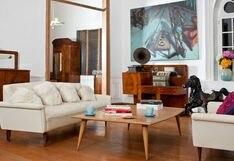 Enamórate de la decoración de esta preciosa casa en Barranco | FOTOS