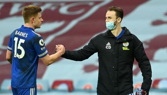 5 jugadores de Leicester City habrían incumplido protocolos de seguridad. (Fuente: AFP)