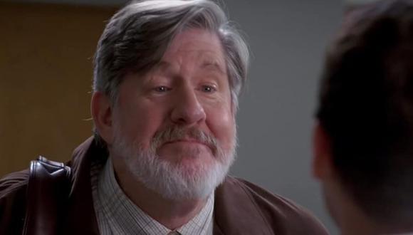 """Norman Shales fue el personaje que interpretó Edward Herrmann en """"Grey's Anatomy"""". (Foto: ABC)"""