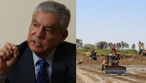 Villanueva expondrá este miércoles en el Congreso avances de la reconstrucción