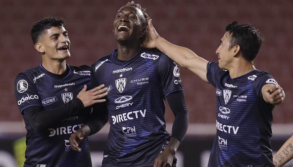 Independiente del Valle vapuleó por 5-0 al vigente campeón Flamengo