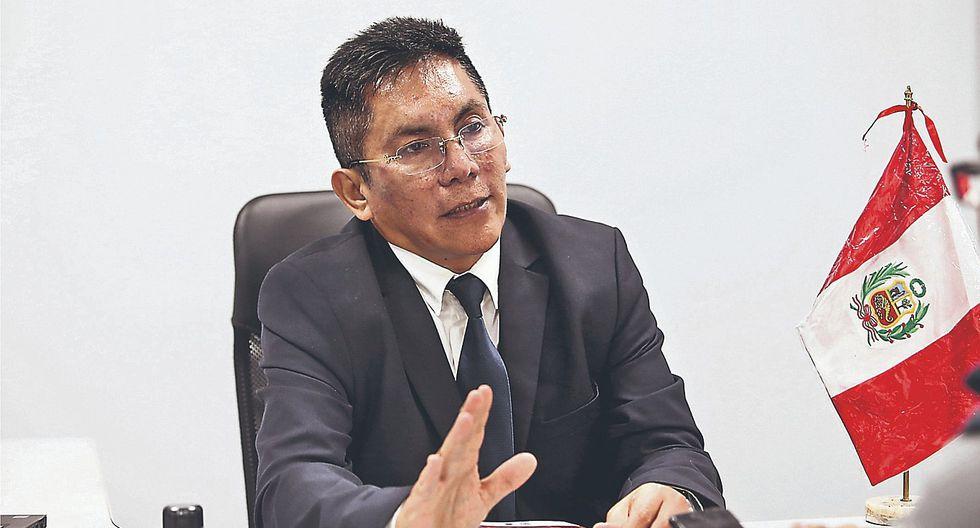 Carrasco se pronunció sobre el proceso al presidente Vizcarra. (Foto: GEC)