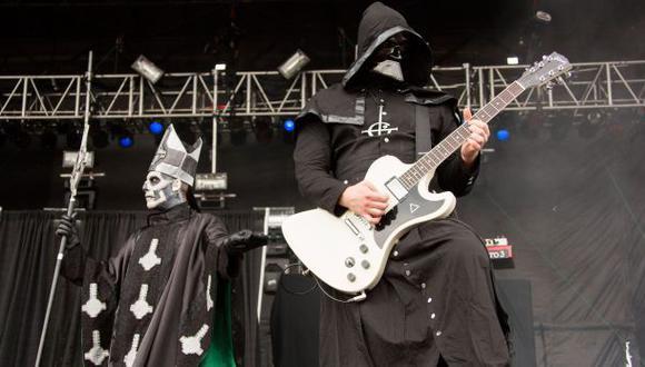 Ghost: misteriosa banda sueca de heavy metal viene a Lima