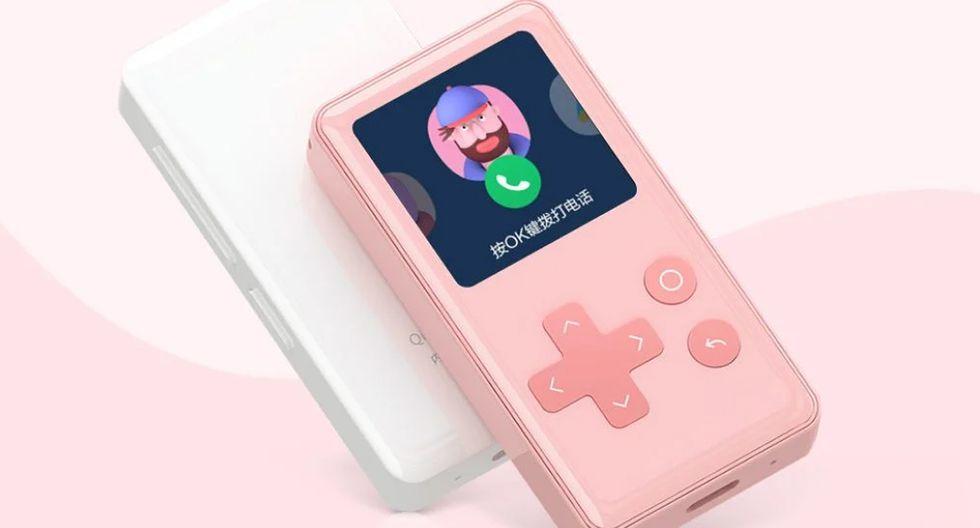 FOTO 1 DE 3 | El celular tiene funciones básicas como agregar contactos y recibir mensajes | Foto: Xiaomi (Desliza a la izquierda para ver más fotos)