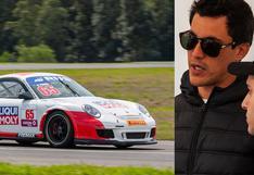 'Riflo' Flores se sube al podio en la quinta fecha de la Porsche GT3 Cup en Argentina