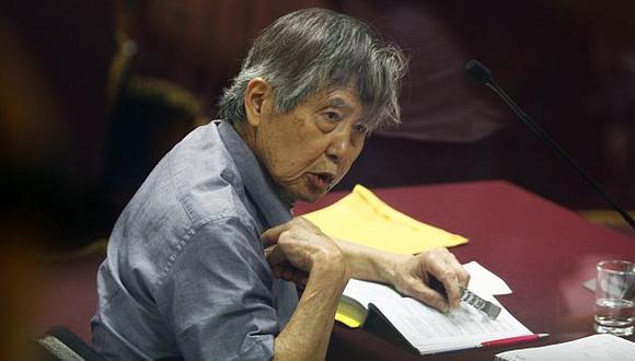 Alberto Fujimori fue inhabilitado en el 2001 por abandono del cargo e incumplimiento de sus funciones. (Foto: El Comercio)
