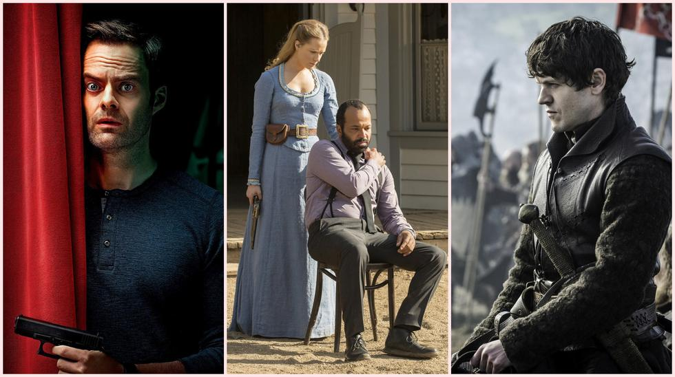 """HBO GO. """"Barry"""", """"Westworld"""" y """"Game of Thrones""""; algunas de las series más aclamadas de la plataforma de streaming. Fotos: Difusión."""