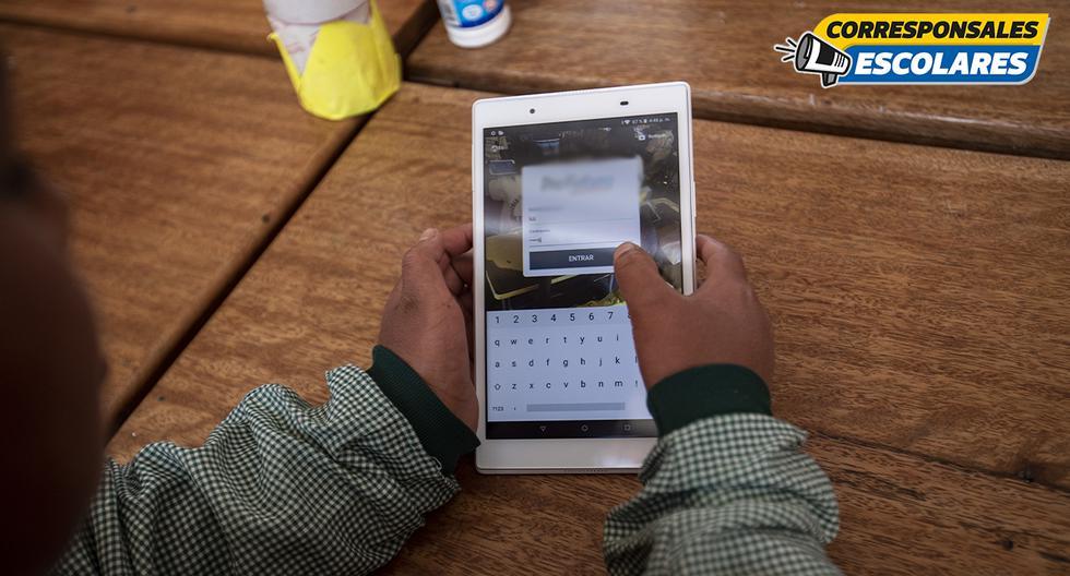 La educación a distancia se ha complicado por la falta de conectividad en el Perú. Foto: Anthony Niño de Guzmán