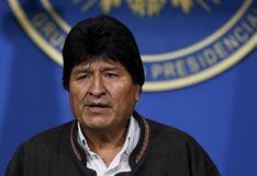 Políticos peruanos se pronuncian tras la renuncia de Evo Morales