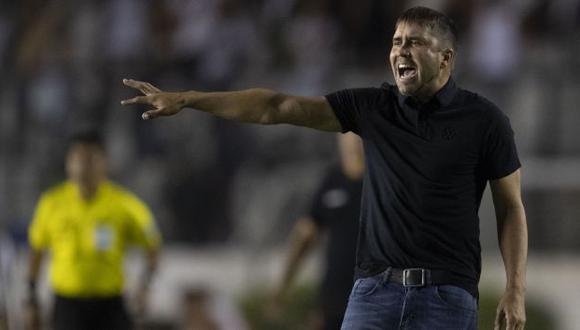 Eduardo Coudet es entrenador de Racing Club desde diciembre del 2017. (Foto: AFP)