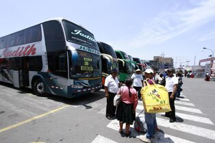 San Luis: Terminal de Yerbateros permanecerá cerrado