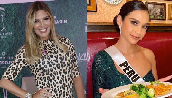 Jessica Newton responde a directora de Miss República Dominicana que minimizó a Janick Maceta. (Foto: Archivo GEC/Instagram)