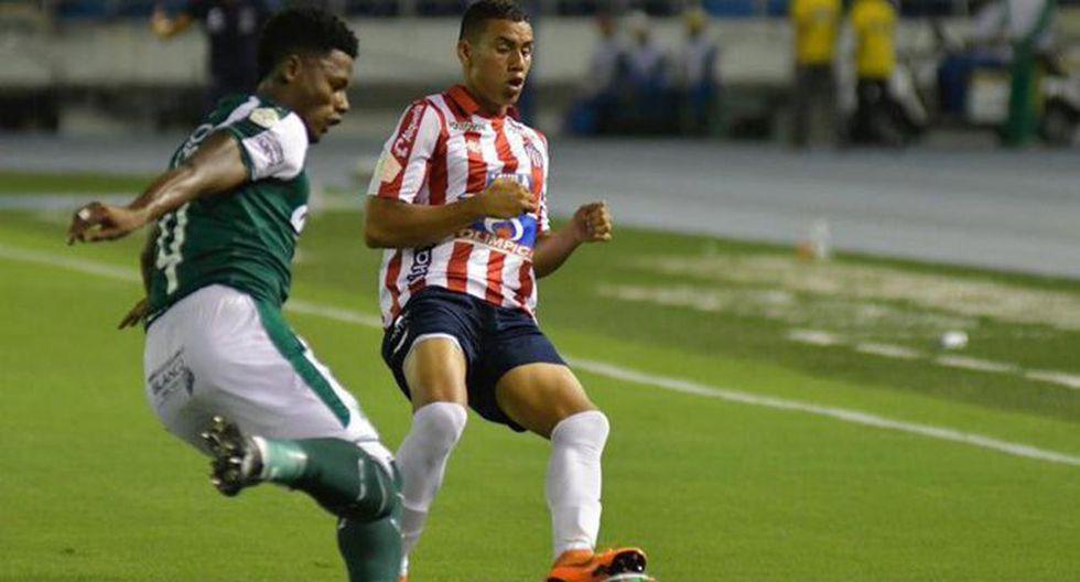 En la vuelta de cuartos de final de la Copa Colombia, Junior venció 2-1 al Deportivo Cali en el Estadio Metropolitano Roberto Meléndez. Sin embargo, el cuadro blanco y verde fue el vencedor en la tanda de los penales