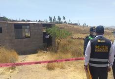 Arequipa: hombre es encontrado sin vida en su vivienda de Yarabamba