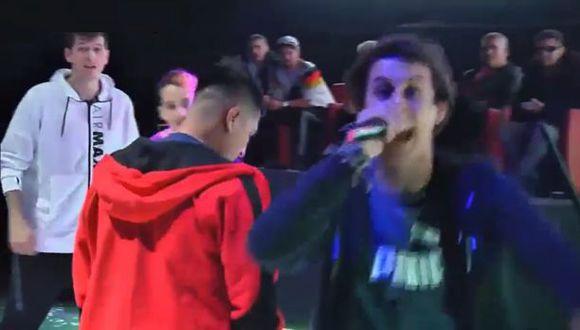 God Level Chile 2019: Perú vs. España en el mejor 4x4 del campeonato mundial de freestyle 3vs3 | VIDEO. (Video: YouTube / Foto: Captura de pantalla)