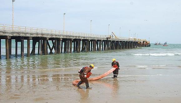 OEFA evalúa la calidad del agua en Zorritos