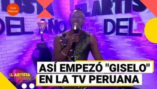 """Los inicios del popular """"Giselo"""" en la televisión peruana"""