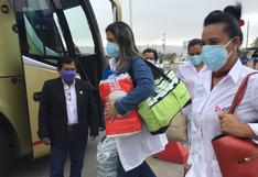 Coronavirus en Perú: misión de médicos cubanos ayudará en atención primaria en Moquegua