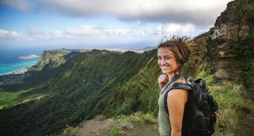 Lexie Alford es una joven estadounidense de 21 años que ha podido visitar todos los países del mundo. Se animó a contar por qué le gustó tanto conocer Venezuela. (Foto: Instagram/Lexie Alford)
