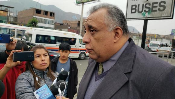Martín Ojeda, representante de Ittsa, indicó que la empresa asumirá los gastos en el terminal.